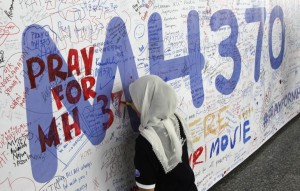 Messaggi per i passeggeri del volo MH370 della Malaysia Airlines