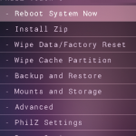 Installare Clockworkmod PhilZ Kernel Recovery 6 sui Samsung