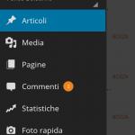 Un'App per gestire i tuoi blog WordPress con Andorid