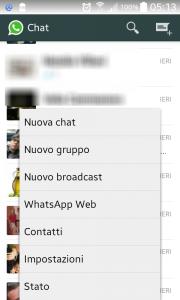 Come attivare Whatsapp Web