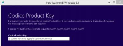 ISO Windows key