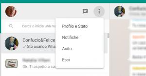 Whatsapp notifiche pc