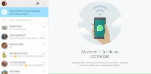 Whatsapp uso pc