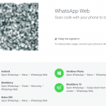 Whatsapp Web: arriva la versione Whatsapp per pc Windows o Mac